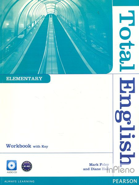 New Total Englіsh  Elementary+ СD  Workbook  with Key