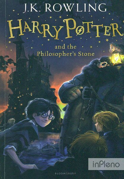 Harry Potter and the Philosopher's Stone. Book 1