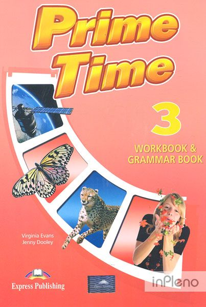 Prime Time 3. Workbook & Grammar Book