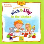 Nick and Lilly - In the kitchen. Langenscheidt, Alexa Iwan (український словничок)
