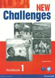 New Challenges Workbook 1 + СD