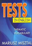 Tests in English: Thematic vocabulary: Intermediate and advanced level.