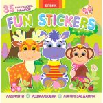 Fun stickers. Книга 1
