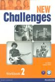 New Challenges Workbook 2 + СD