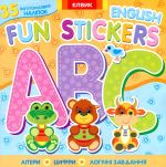 Fun stickers. Книга 4