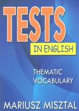 Tests in English: Thematic vocabulary (синя)