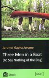 Three Men in a Boat (To Say Nothing of the Dog) (Novel)